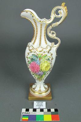 Vase: Decorative Floral Rococo