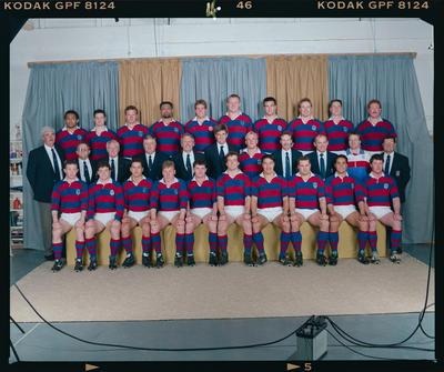Negative: Sydenham Rugby 1992