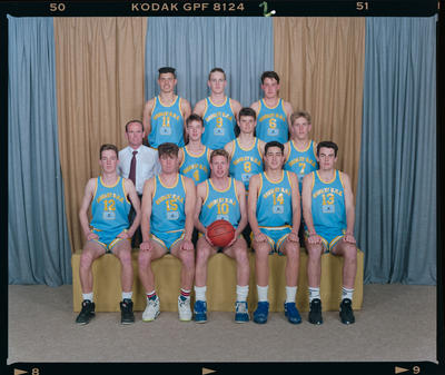 Negative: SBHS Basketball 1992