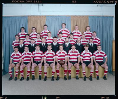 Negative: Burnside Rugby 3rd Grade 1992