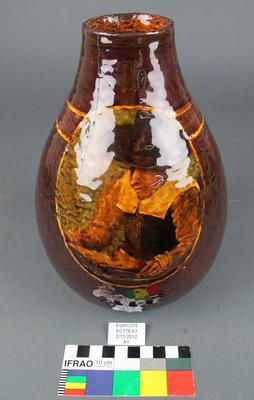 Vase: Portrait of a Quaker