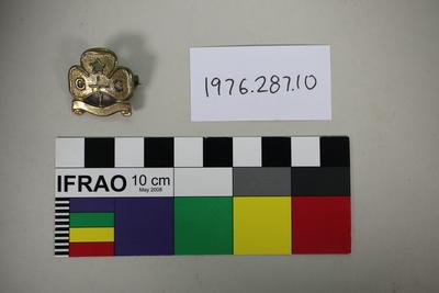 Badge: Girl Guide; Circa 1925; 1976.287.10