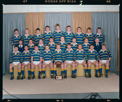 Negative: Lincoln University Rugby 1992
