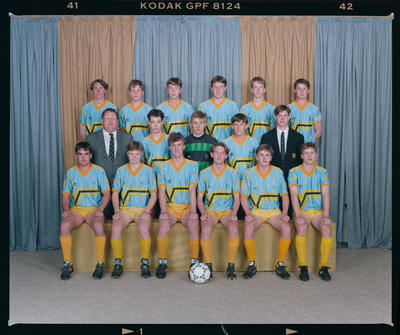 Negative: SBHS 1st XI Soccer 1992