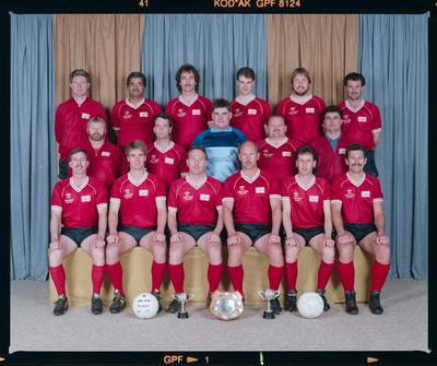 Negative: Western AFC Soccer 1991