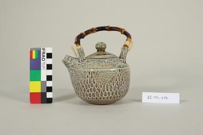Teapot, herbal