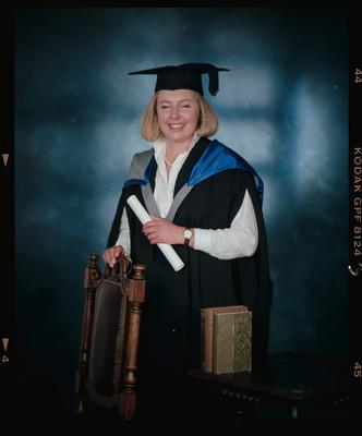 Negative: Joanna Harrison Graduate