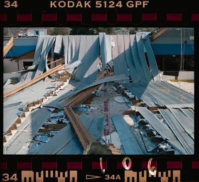 Negative: Alpine Ice Arena Roof