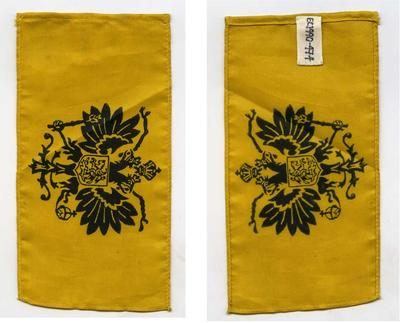 Flag, miniature Imperial Russia