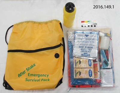 Four Person Emergency Kit: After Shake