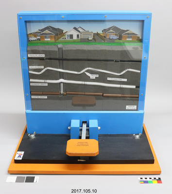 Model: Wastewater Systems in an Earthquake