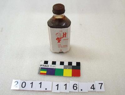 Herbal Medicine: Hall's Concentrated Herbal Beer Extract