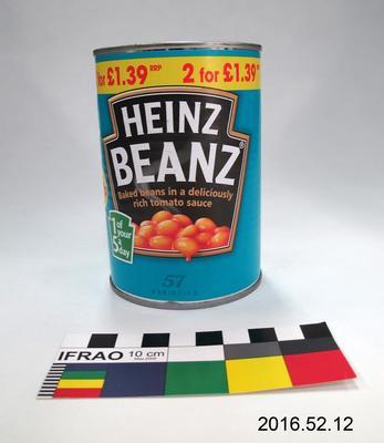 Tin: Baked Beans