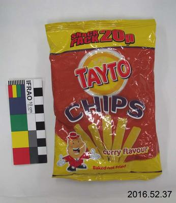 Bag: Tayto Chips