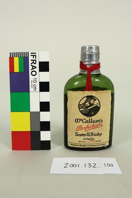 Bottle: McCallum's Perfection Scots Whisky
