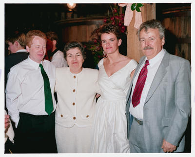Negative: Bull-Riccarby Wedding
