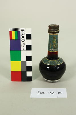 Bottle: Sabra Liqueur