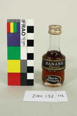 Bottle: Marie Brizard, Banane Liqueur