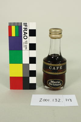 Bottle: Marie Brizard, Cafe Coffee Liqueur