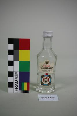 Bottle: Vodka Samovar