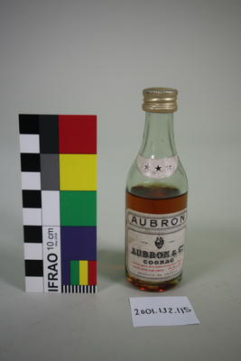 Bottle: Aubron Cognac