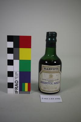 Bottle: Harveys Extra Superior Golden Sherry, Bristol Milk