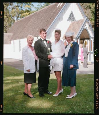 Negative: Ewins-Gilder Wedding