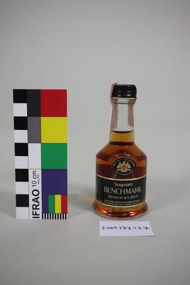 Bottle: Seagram's Benchmark Bourbon