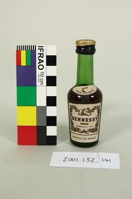 Bottle: Hennessy Cognac