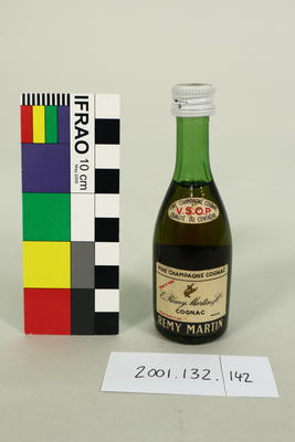 Bottle: Remy Martin Champagne Cognac