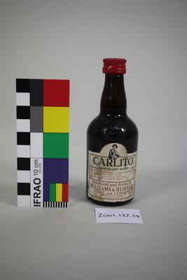 Bottle: Carlito Amontillado Sherry