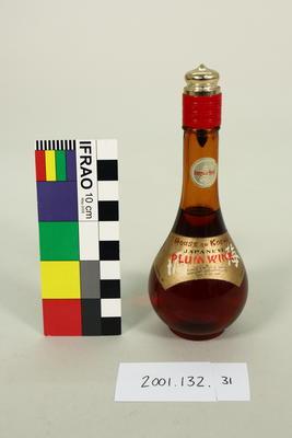 Bottle: House of Koshu Japanese Plum Wine