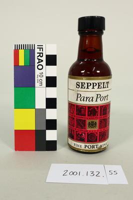Bottle: Seppelt Para Port