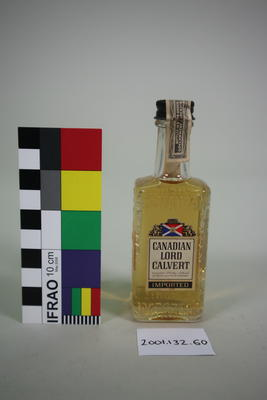 Bottle: Canadian Lord Calvert