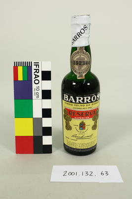 Bottle: Barros Reserva
