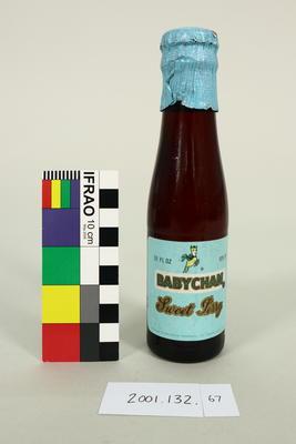 Bottle: BabyCham Sweet Perry