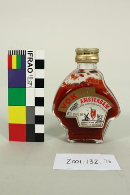 Bottle: Vok Amsterdam