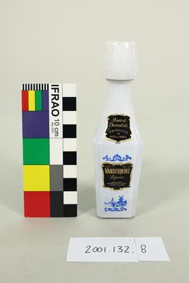 Bottle: Vandermint Liqueur