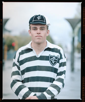 Negative: J. Gray Christ's College Rugby 1992