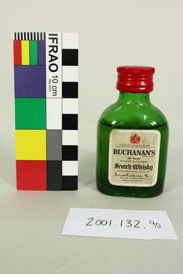 Bottle: Buchanan's Scotch Whisky