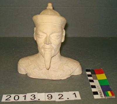 Bust: Asian Man