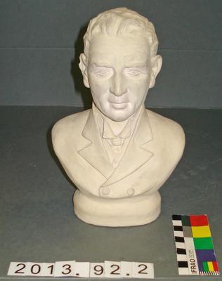 Bust: Businessman