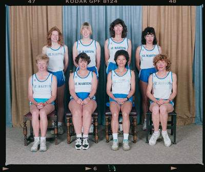Negative: St Martins Harriers Women's Team 1992
