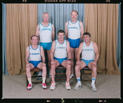 Negative: St Martins Harriers Men's Team 1992