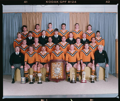 Negative: Papanui Rugby League 1992