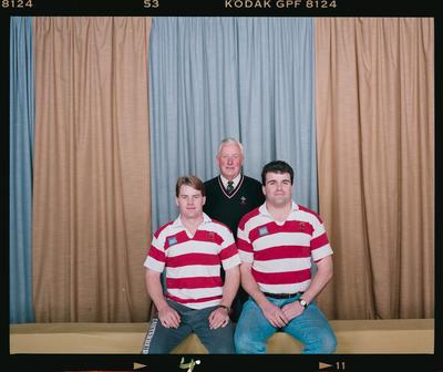 Negative: Burnside Senior A Rugby Players 1992