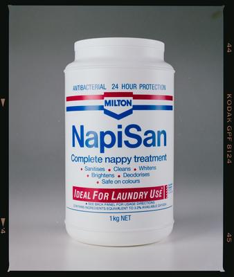 Negative: Milton NapiSan