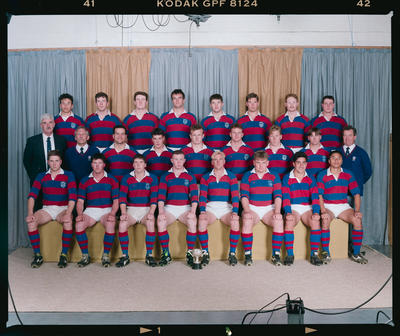 Negative: Sydenham Colts 1992