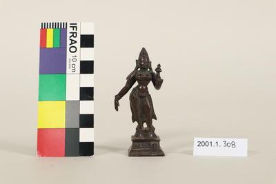 Ceremonial Artefact: Standing Lakshmi