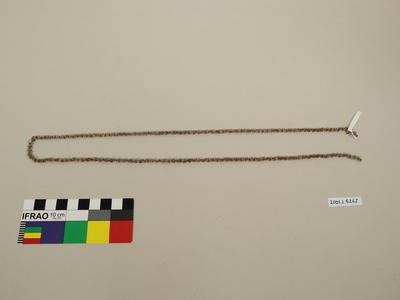 Coptic cross chain